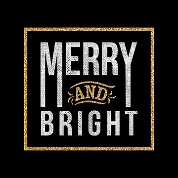Merry And Bright by ladybeadesign