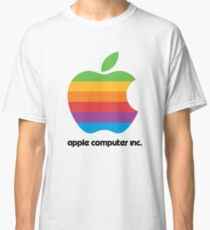 Apple Computers Inc Classic T-Shirt