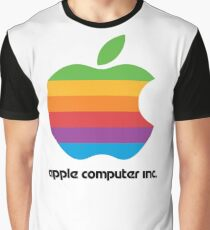 Apple Computers Inc Graphic T-Shirt