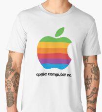 Apple Computers Inc Men's Premium T-Shirt