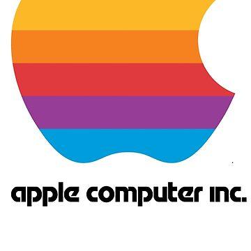 Apple Computers Inc by Alfiethebossman