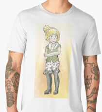 Mischievous  Men's Premium T-Shirt