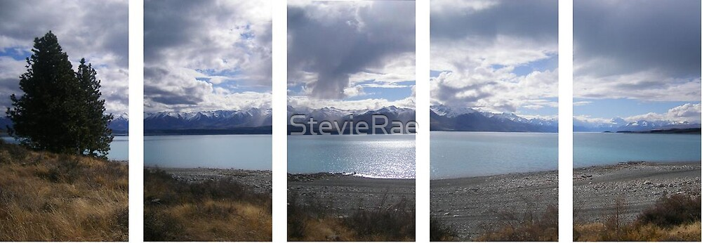 New Zealand by StevieRae