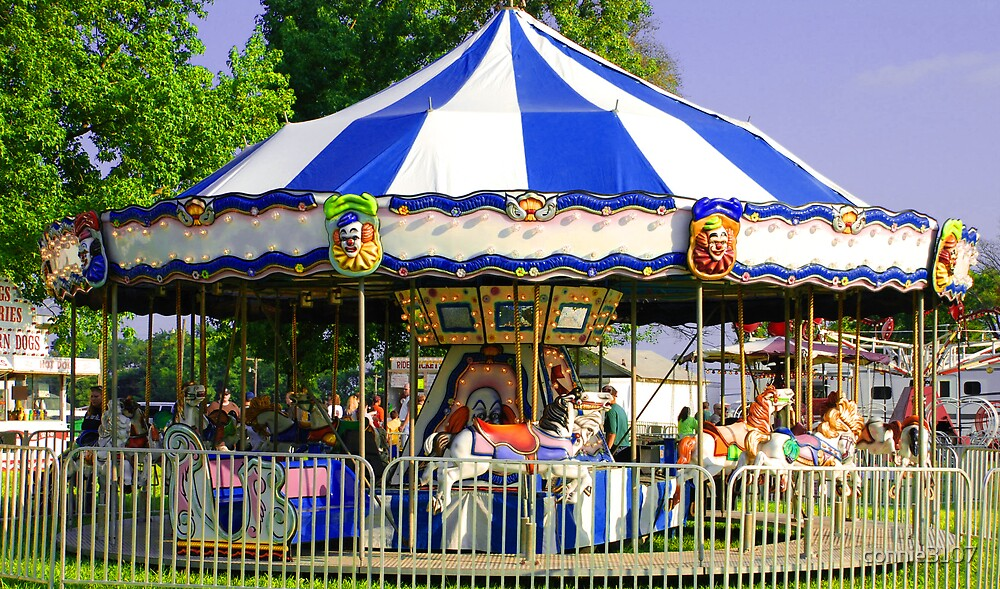 Merry Go Round by connie3107