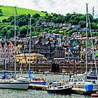 Dartmouth - The Gem of The English Riviera, Devon, England by atomov
