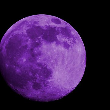 Lavender Moon by OrphieG