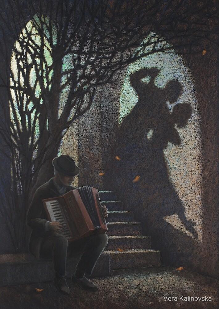 Tango of memories by Vira Kalinovska