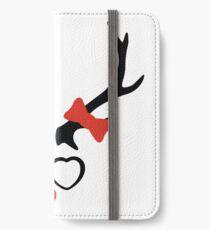 Cute and cool deer iPhone Wallet/Case/Skin