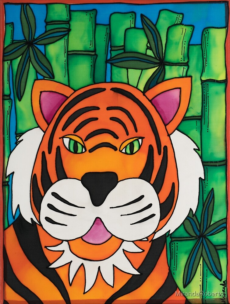 Put a Tiger in your Tank by MirandaRoberts