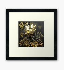 """Tony DuPuis """"Woodland Faeries"""" Collection  Framed Print"""