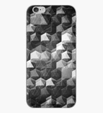 AS THE CURTAIN FALLS (MONOCHROME) iPhone Case