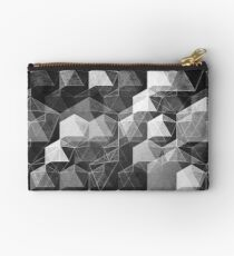 AS THE CURTAIN FALLS (MONOCHROME) Studio Pouch