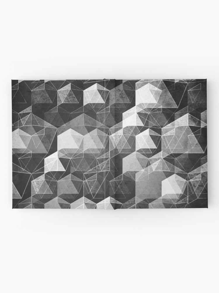 Alternate view of AS THE CURTAIN FALLS (MONOCHROME) Hardcover Journal