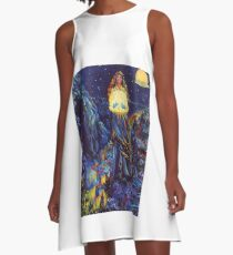 You are Stardust A-Line Dress