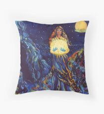 You are Stardust Throw Pillow