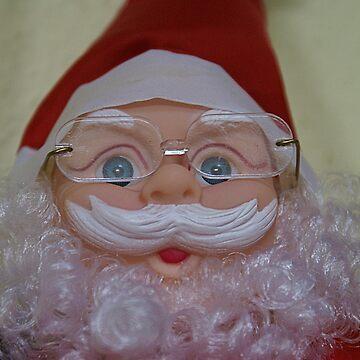 Père Noël by Gilberte
