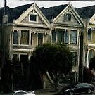 Painted Ladies by RobynLee