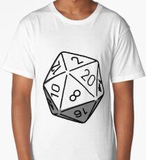 Simple D20 Long T-Shirt