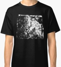 Cracked Wood Creature - Shee Texture / Pattern Classic T-Shirt