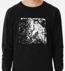 Cracked Wood Creature - Shee Texture / Pattern Lightweight Sweatshirt