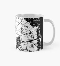 Cracked Wood Creature - Shee Texture / Pattern Mug