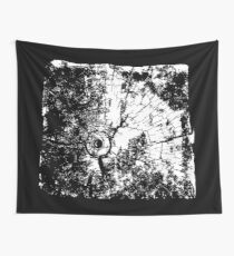 Cracked Wood Creature - Shee Texture / Pattern Wall Tapestry