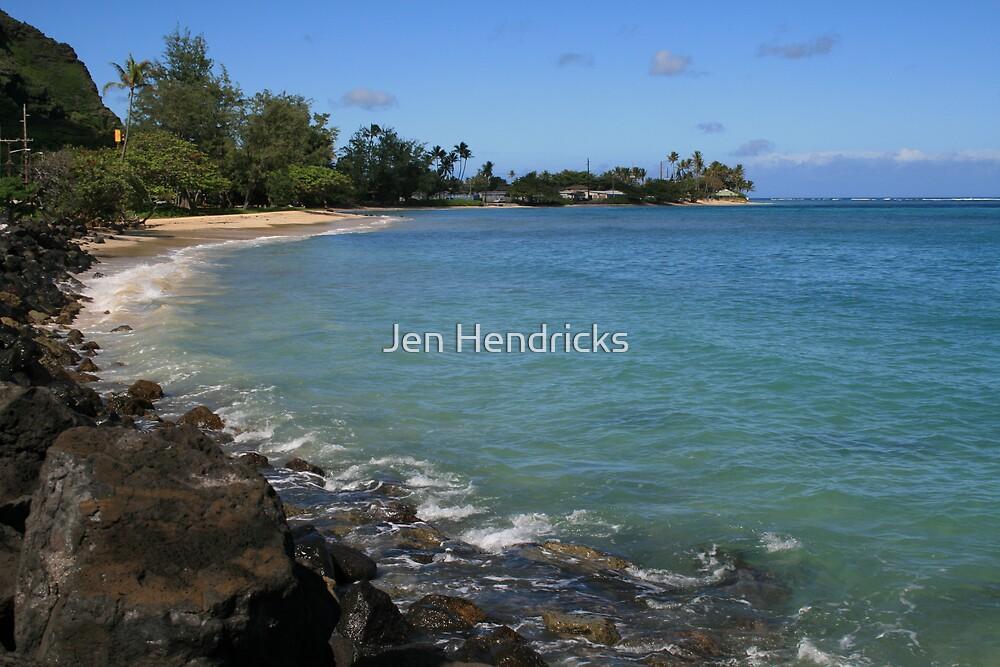 Water Cove by Jen Hendricks