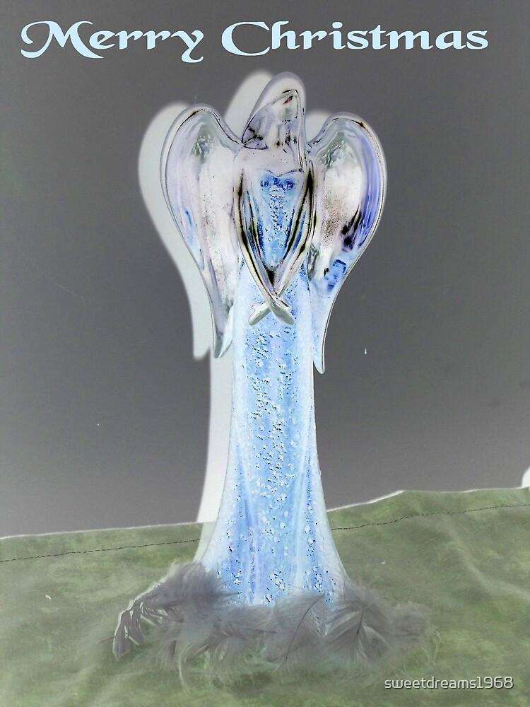 Blue Angel Heaven by Carol Field