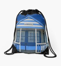 Mr Blue Sky Drawstring Bag