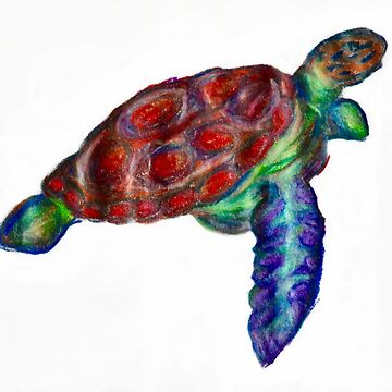 Sea Turtle by cphil1992
