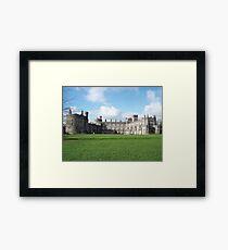 Irish Castle Framed Print