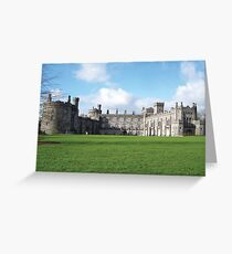 Irish Castle Greeting Card