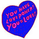 YOU HAVE LOVE POWER! YOU=LOVE! by youequallove
