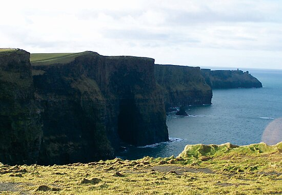 Cliffs of Moher by shanmclean