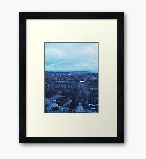 Dublin, Ireland Framed Print