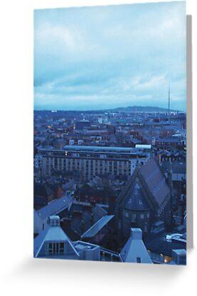 Dublin, Ireland by shanmclean
