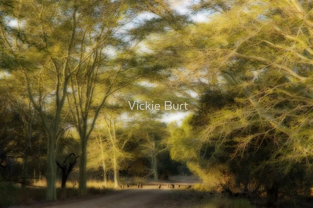 Evening Peace by Vickie Burt