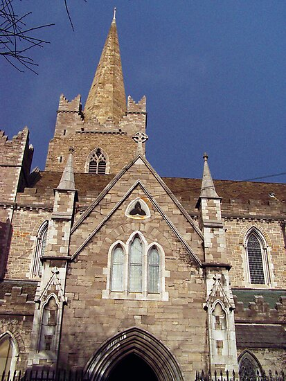 St Pat's Cathedral by shanmclean