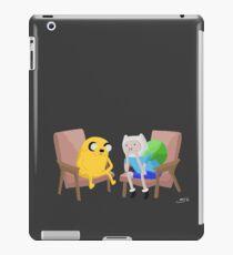 Adventure Chats iPad Case/Skin