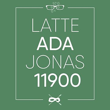 Latte, Ada, Jonas, 11900 White Version by OlicityUniverse