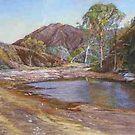 'Brachina Gorge' - Flinders Ranges by Lynda Robinson