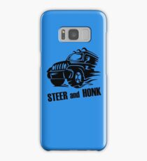 Steer and Honk design Samsung Galaxy Case/Skin