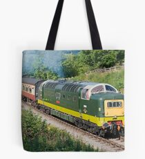 Deltic Power !!!!!!!!!!!!! Tote Bag