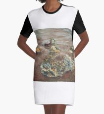 Camouflage Graphic T-Shirt Dress