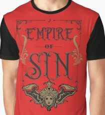 Empire of Sin Graphic T-Shirt