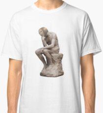 Surreal Thinker Meme Man  Classic T-Shirt