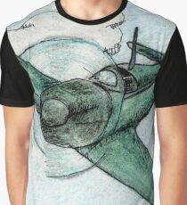 Goodbye Blue Sky Graphic T-Shirt