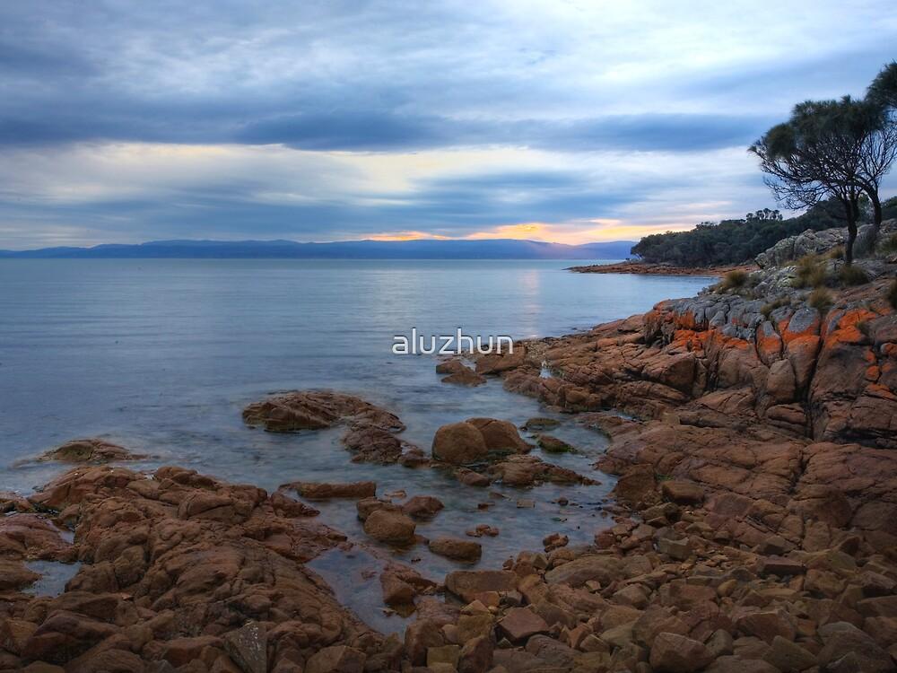 Coles Bay, Tasmania by aluzhun