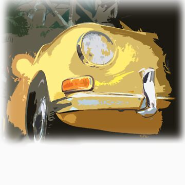 Large Yellow Ghia by BUWP