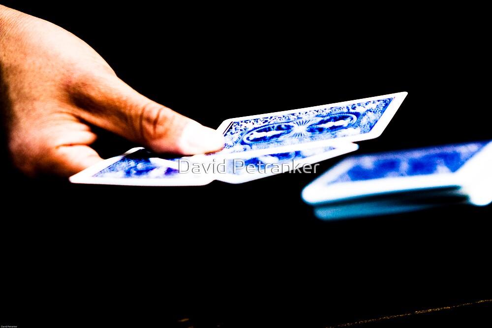 The magic trick Part 3 by David Petranker